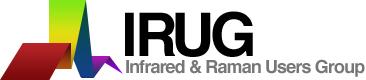 IRUG logo rainbow
